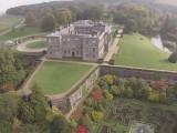 Lyme Park Aerial Photo