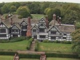 Bramhall Hall Aerial Photo