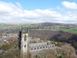 Heptonstall Aerial Photo