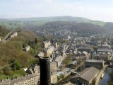 Hebden Bridge Aerial Photo